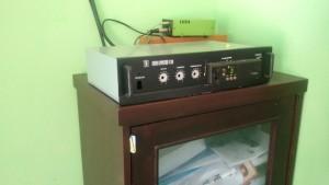 repeater yang ada di kantor KIM Cendrawasih